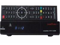 GENUINE ZGEMMA STAR H.2S DUAL CORE SATELLITE RECEIVER DVB-S2 TWIN TUNER FTA no boxes for it