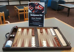 FOREST CITY BACKGAMMON CLUB London Ontario image 1