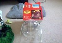 Boule a hamster jamais utilisée