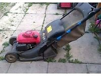 Honda hrx 476 , rear roller mower, petrol lawnmower
