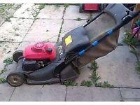 Honda hrx 476 lawnmower, honda mower, honda lawnmower