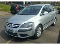 2005 VW GOLF PLUS 1.6 FSI