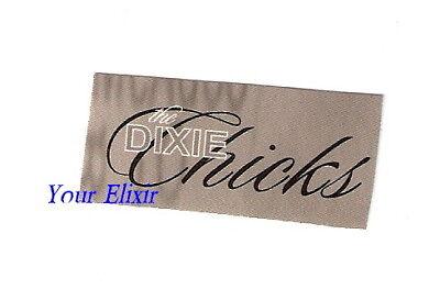 DIXIE CHICKS B&W Amp Guitar Book Case Small Sticker