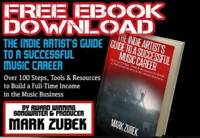 Free Ebook - 100 Steps to a Successful Music career
