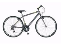 viking pimlico mens hybrid bike