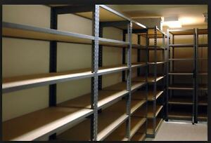 Shelving for your Garage or Basement
