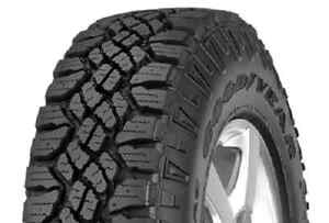 31x10.5r15 Goodyear Duratracs...  Brand New condition