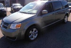 2009 Dodge Caravan Minivan, Van Flex Fuel (Stow & Go)