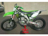 Mint kxf 450 2015 only 5hrs