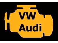 VW Volkswagen and Audi Car Diagnostics Service