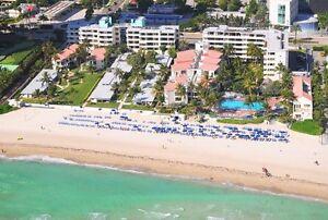 *GOLDEN STRAND RESORT SUNNY ISLES BEACH 25 JUIN AU 02 JUILLET *