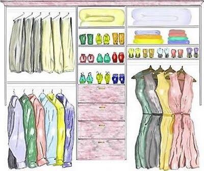 Pammy's Platinum Closet
