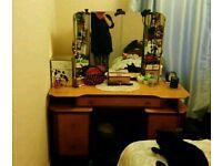 Lovely retro dressing table