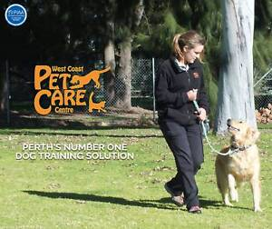 Perth's Number One Dog Training - West Coast Pet Care Centre Mariginiup Wanneroo Area Preview
