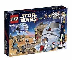 LEGO 75184 Star Wars Advent Calendar 75184 New 2017
