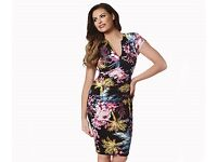 Jessica Wright Samantha Dress Size 12 (New with Labels)
