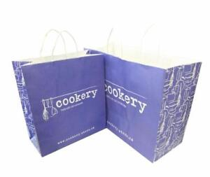 Logo Printing Paper Bag/Laminated Paper Bag/Customize Paper Bag/Grocery Paper Bag/Shopping Paper Bag