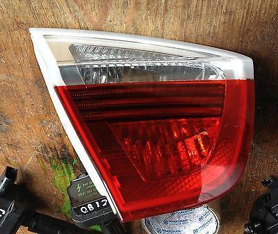 Bmw 3 Series Boot Light Driver Rear Saloon O/S Right Rear Light E90 2007
