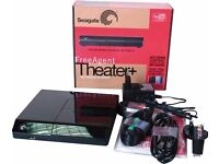 Seagate Theater+ HD media player with 320gb HDD