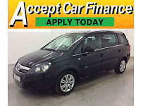 Vauxhall Zafira 1.7CDTi Design FINANCE OFFER FROM £41 PER WEEK!