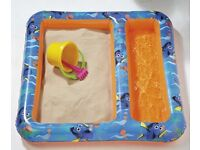 FINDING DORY SAND AND WATER PLAYMAT
