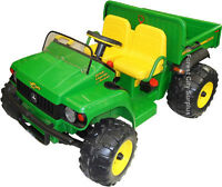 PEG PEREGO JOHN DEERE - 12 VOLT POWERED FUN VEHICLES