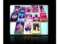 COMEDY VHS BUNDLE - 13 TITLES - FOR SALE