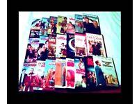 COMEDY DVD BUNDLE - 23 FILMS - FOR SALE