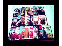 COMEDY FILMS DVD BUNDLE - 23 FILMS - FOR SALE