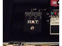 Proco rat 2 guitar or bass pedal