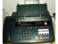 2 x Brother 930 Fax / Phone / Answer phones.