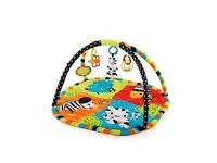 3-6 month bundle baby bouncer and play mat
