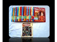 DISCOVERY HISTORY MAGAZINE COLLECTION - (1-24) - FOR SALE