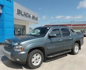 2009 Chevrolet Avalanche 1500 LS Leather Sunroof DVD Z-71 4WD