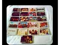 MUSIC CDS - GROUPS - (21 discs) - FOR SALE