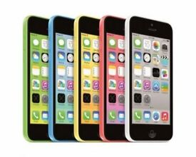 ******** APPLE IPHONE 5C 8GB UNLOCKED TO ALL NETWORKS *********