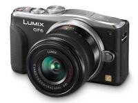 Panasonic GF6 Camera