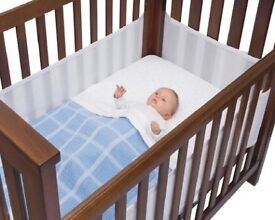 Safe Dreams 4-sided cot wrap