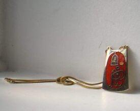 Vintage 1960's pendant