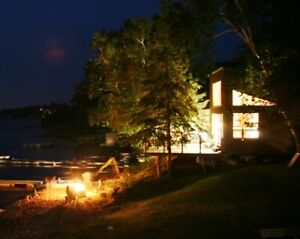 Waterfront Cottage North of Parry Sound