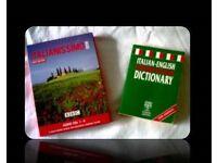 BBC ITALIANISSIMO - LEARN TO SPEAK ITALIAN - CDs - FOR SALE