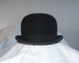SIDESADDLE BOWLER HAT