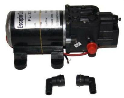 12 VOLT FARM CHEMICAL PUMP FOR SINGLE WAND WEED SPRAYING Tweed Heads Tweed Heads Area Preview