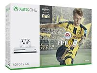 X box one s fifa 17 bundle also comes with 2 other games