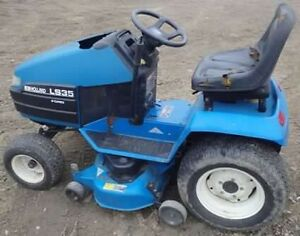 Looking for new holland LS 35