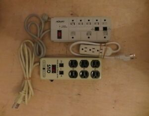 3 Power Extension Cords