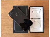 Jet black Iphone 7 128gb locked to EE brand new