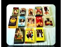 COMEDY VHS BUNDLE - 13 TITLES - FOR SALE