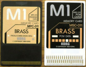 Kord M1 M3 Cards