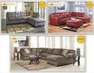 Ashley Sectionals on SALE!!!!!!!!